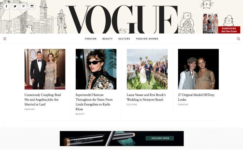 Site Vogue US